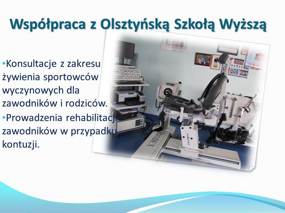 Współpraca z Olsztyńską Szkołą Wyższą
