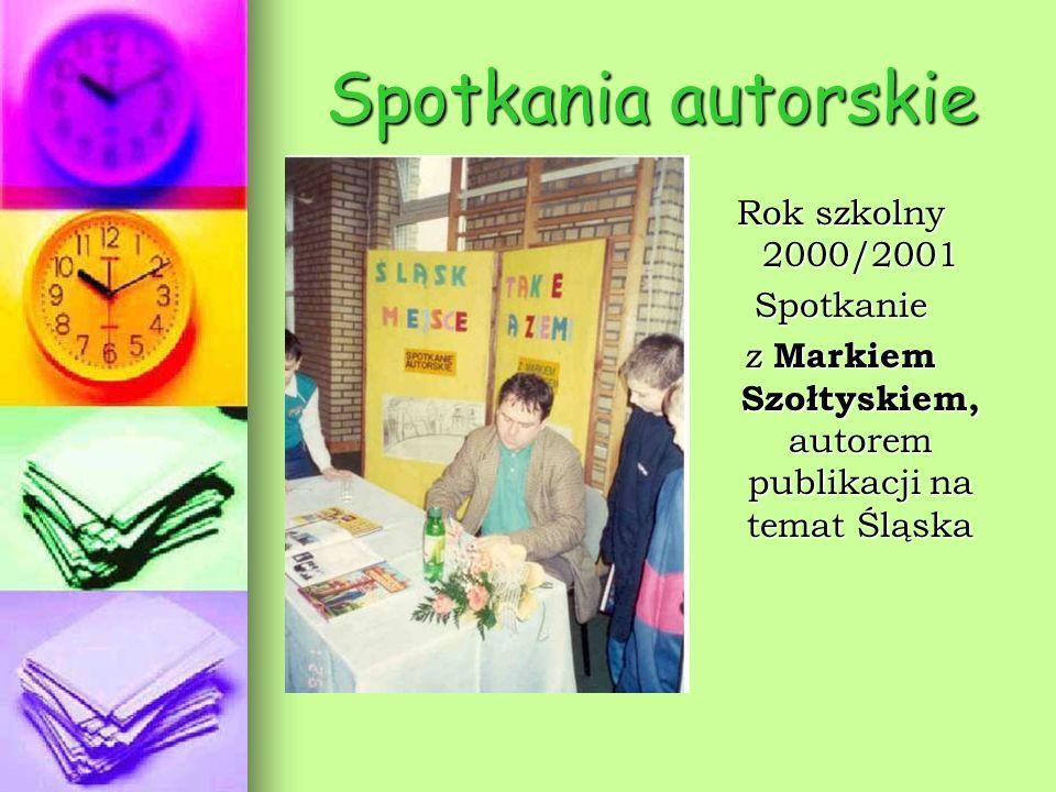 z Markiem Szołtyskiem, autorem publikacji na temat Śląska