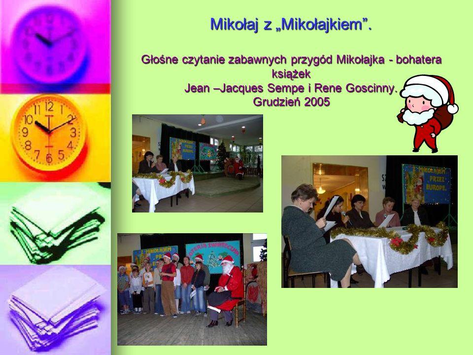 """Mikołaj z """"Mikołajkiem"""