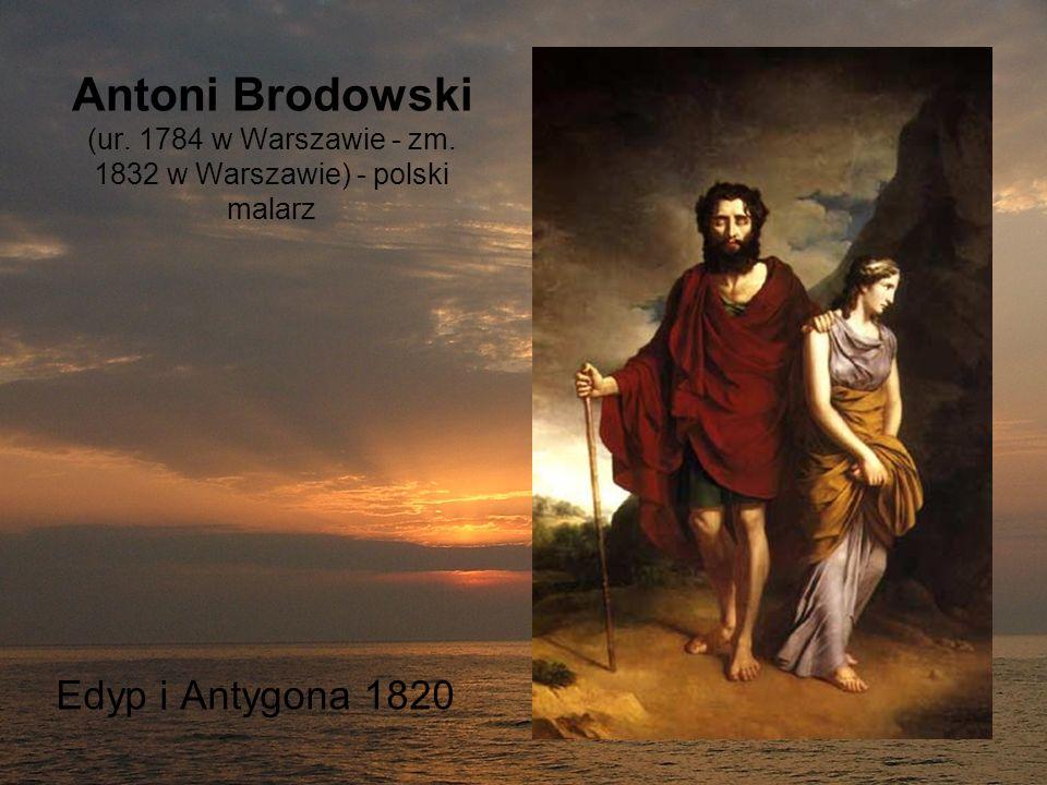 Antoni Brodowski (ur. 1784 w Warszawie - zm