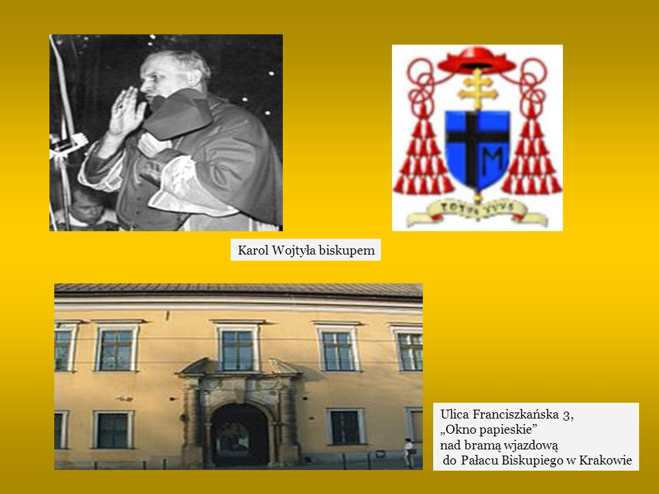 Karol Wojtyła biskupem