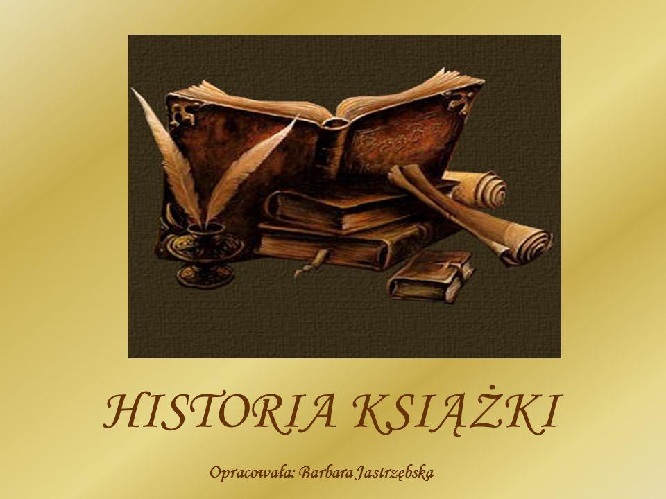 Opracowała: Barbara Jastrzębska