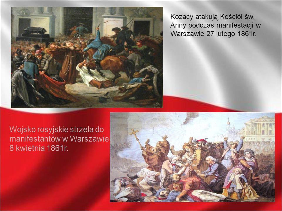 Kozacy atakują Kościół św