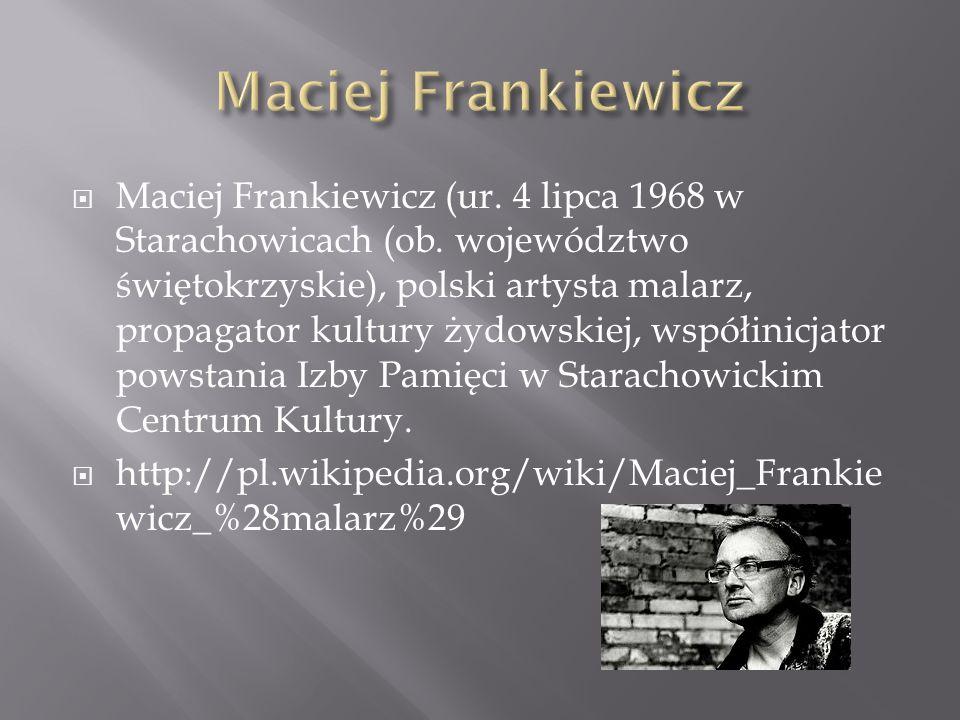 Maciej Frankiewicz