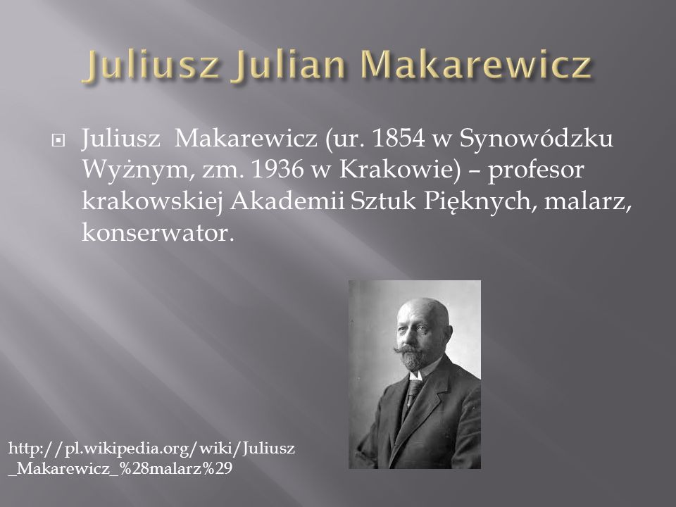 Juliusz Julian Makarewicz