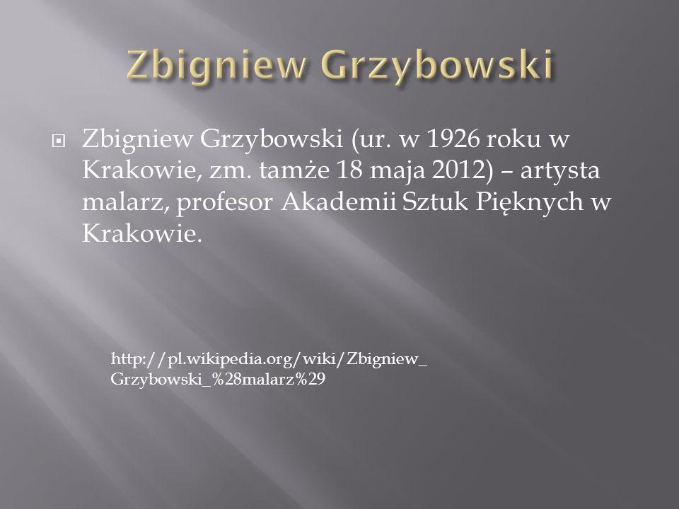 Zbigniew Grzybowski