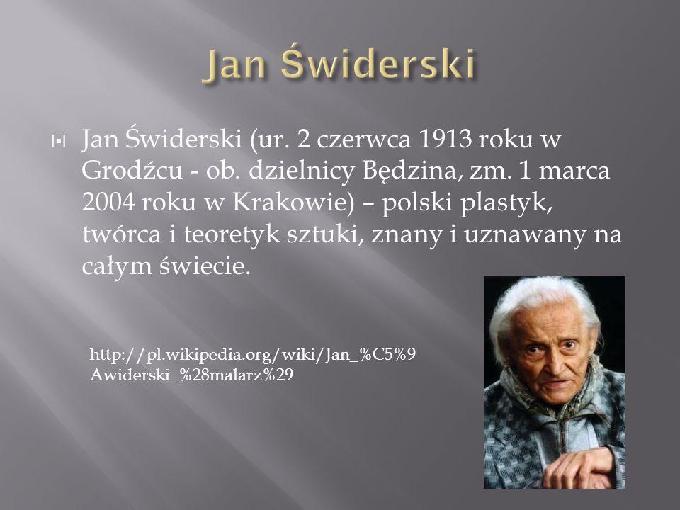 Jan Świderski