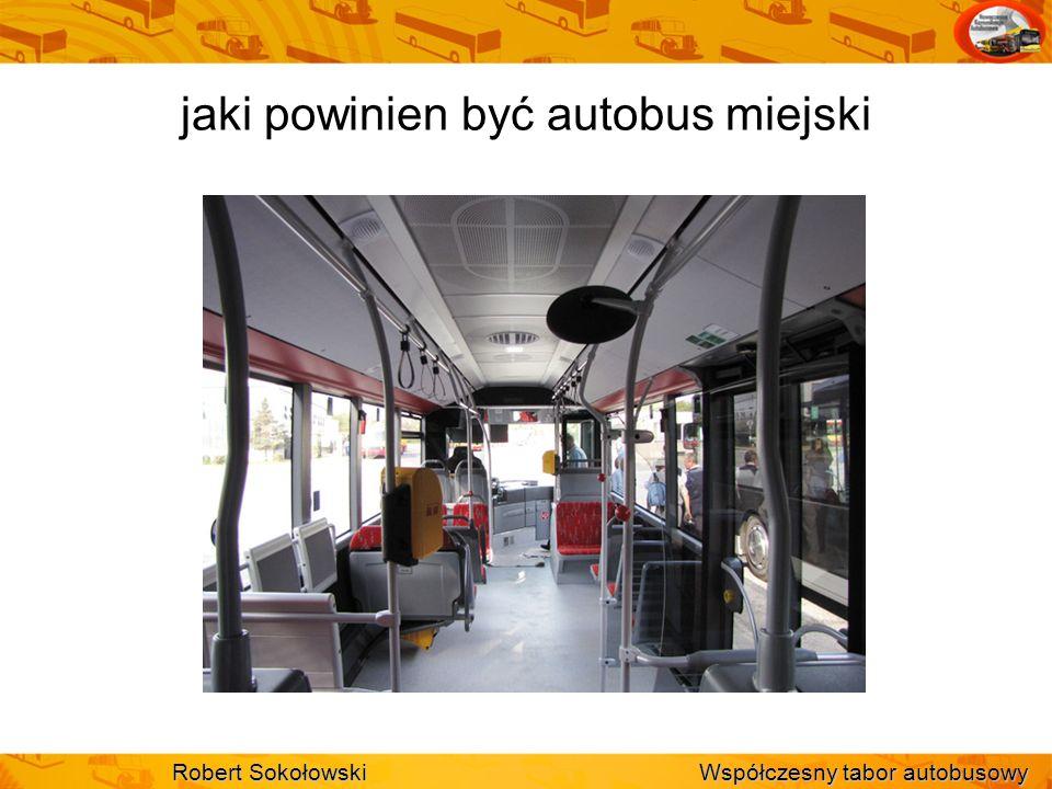 jaki powinien być autobus miejski