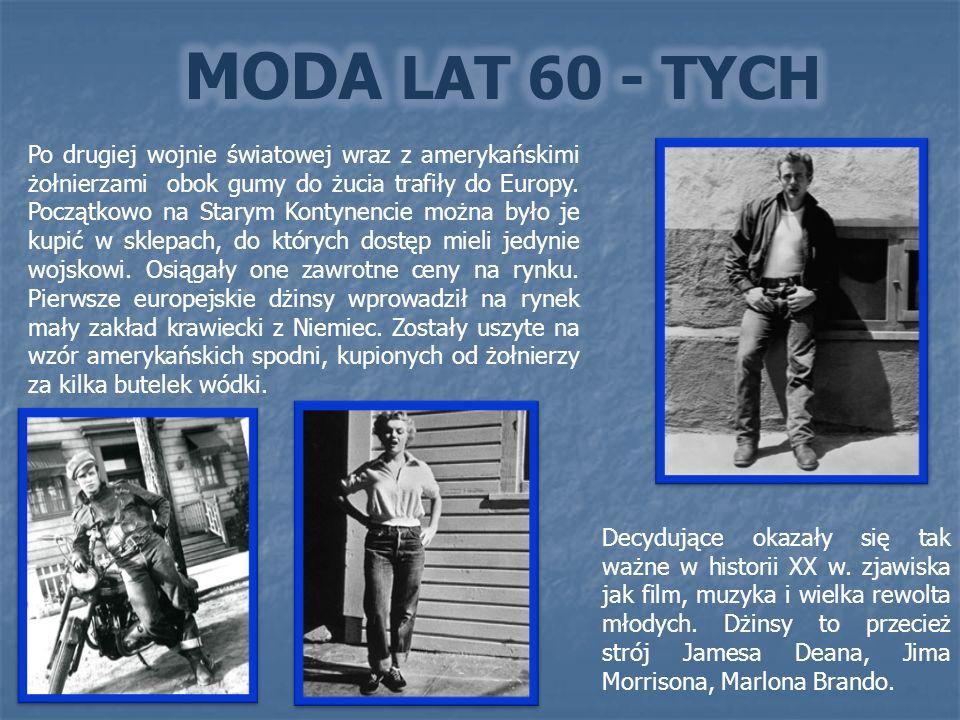 MODA LAT 60 - TYCH
