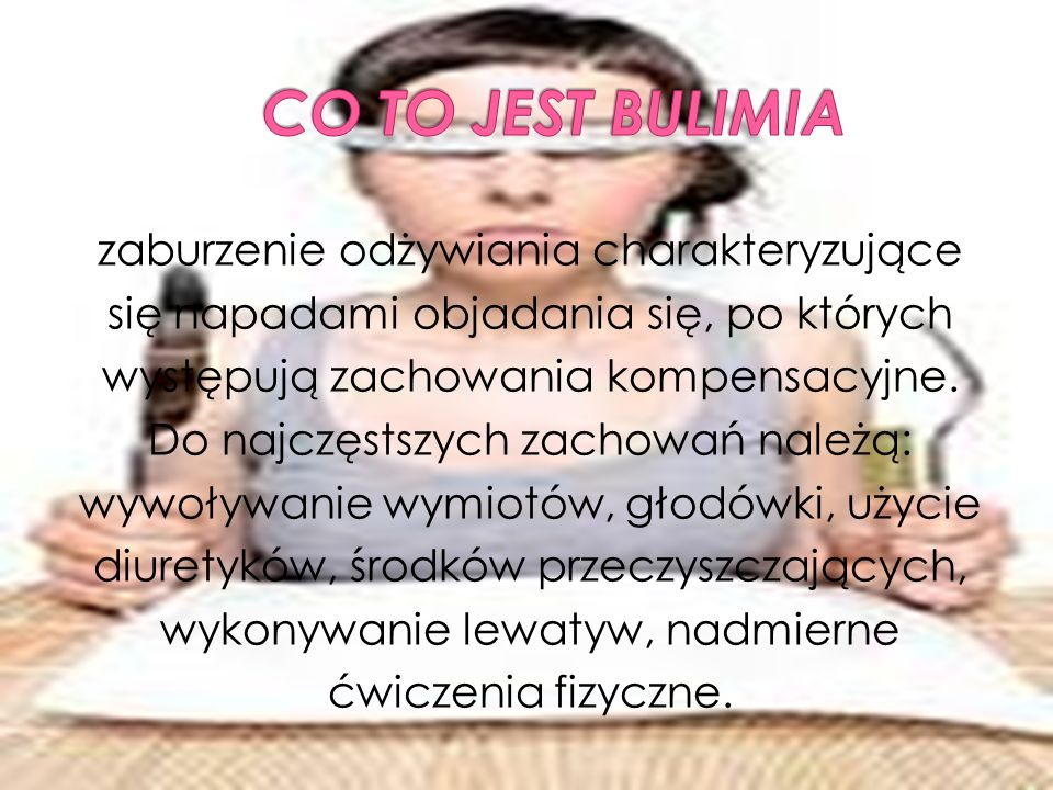 CO TO JEST BULIMIA