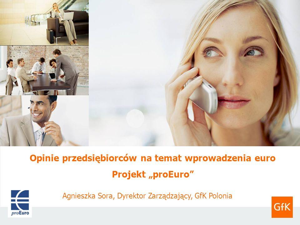 Opinie przedsiębiorców na temat wprowadzenia euro
