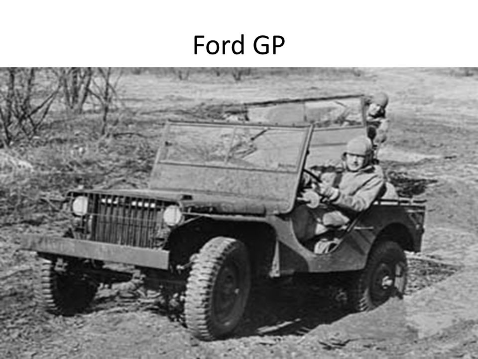Ford GP
