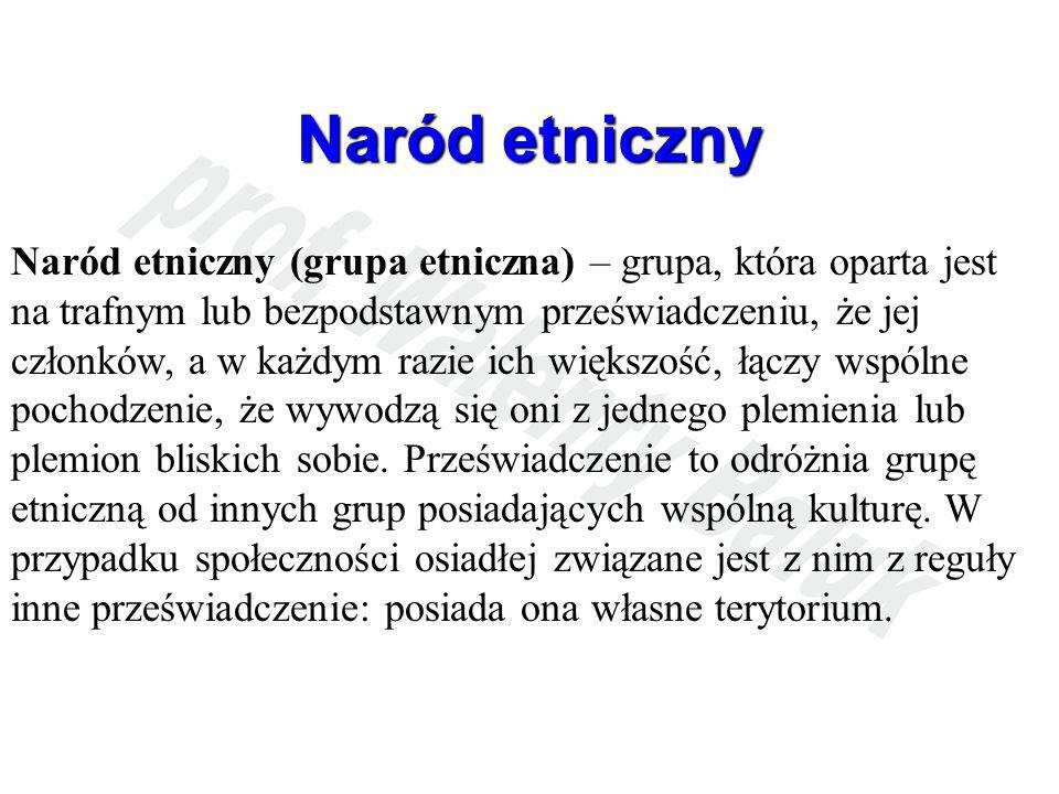 Naród etniczny