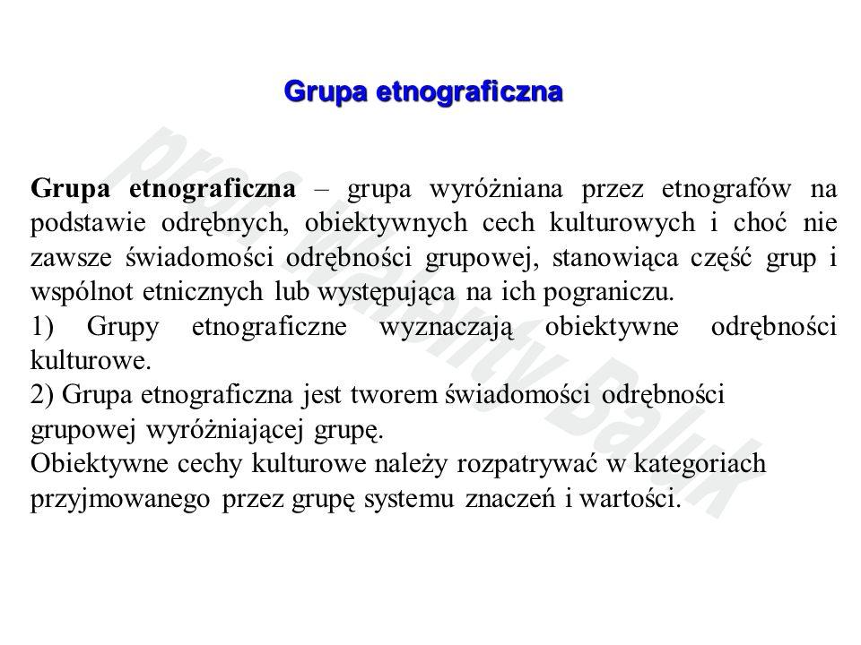 Grupa etnograficzna