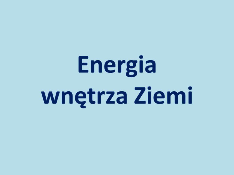Energia wnętrza Ziemi