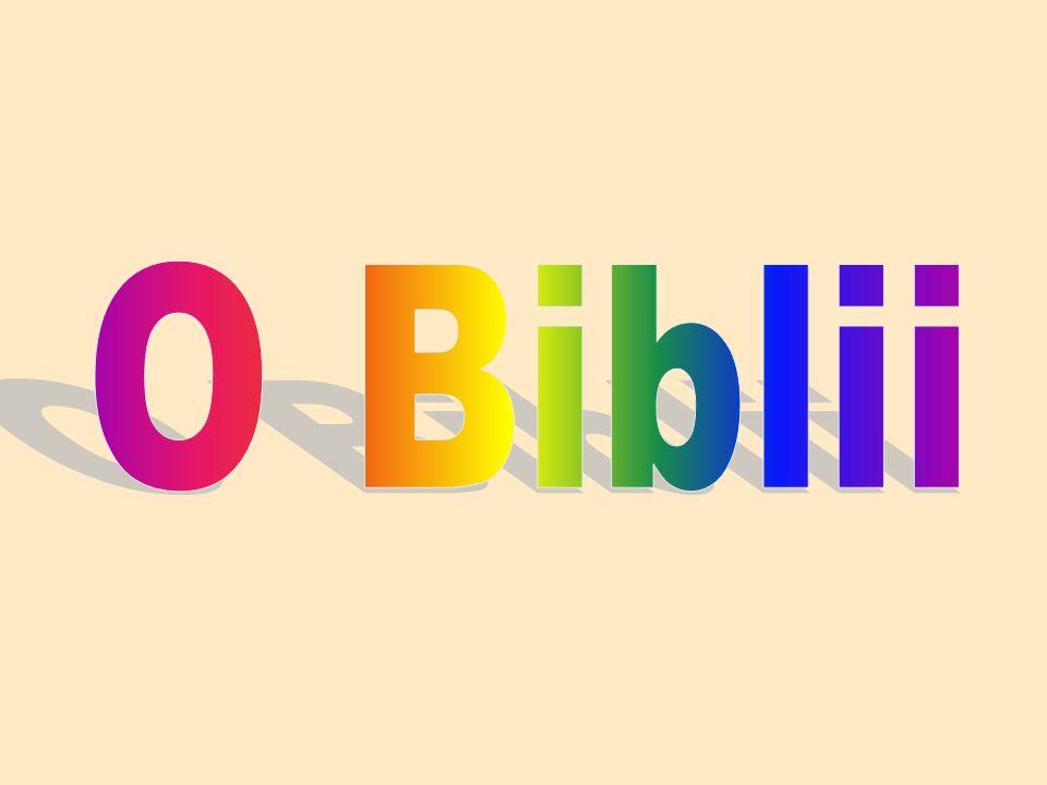 O Biblii