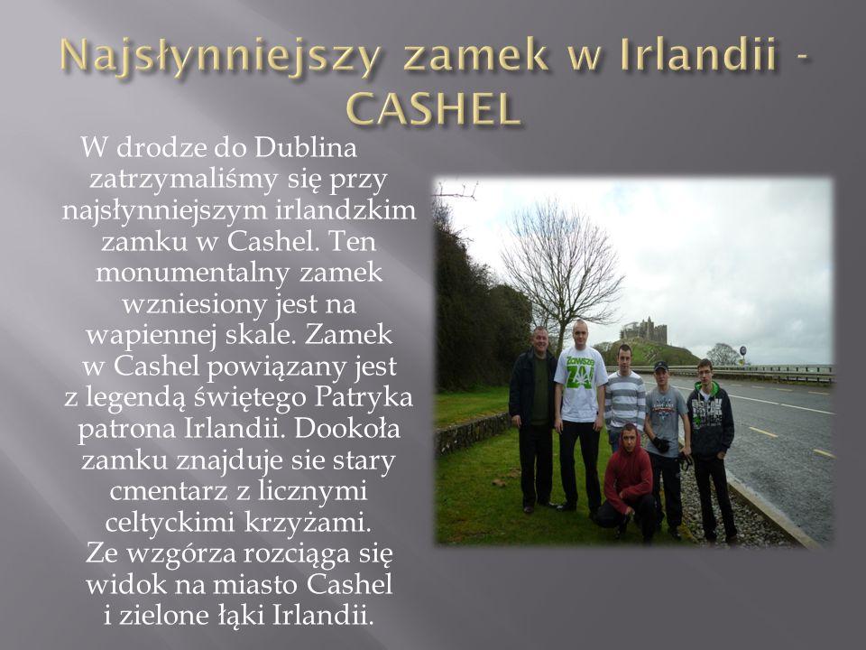 Najsłynniejszy zamek w Irlandii - CASHEL