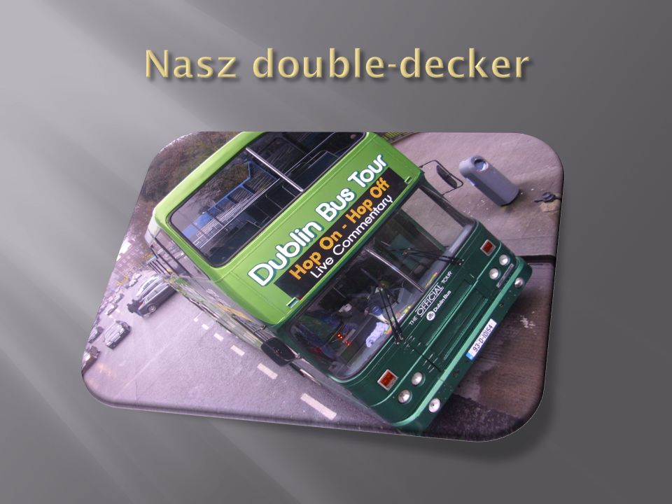 Nasz double-decker