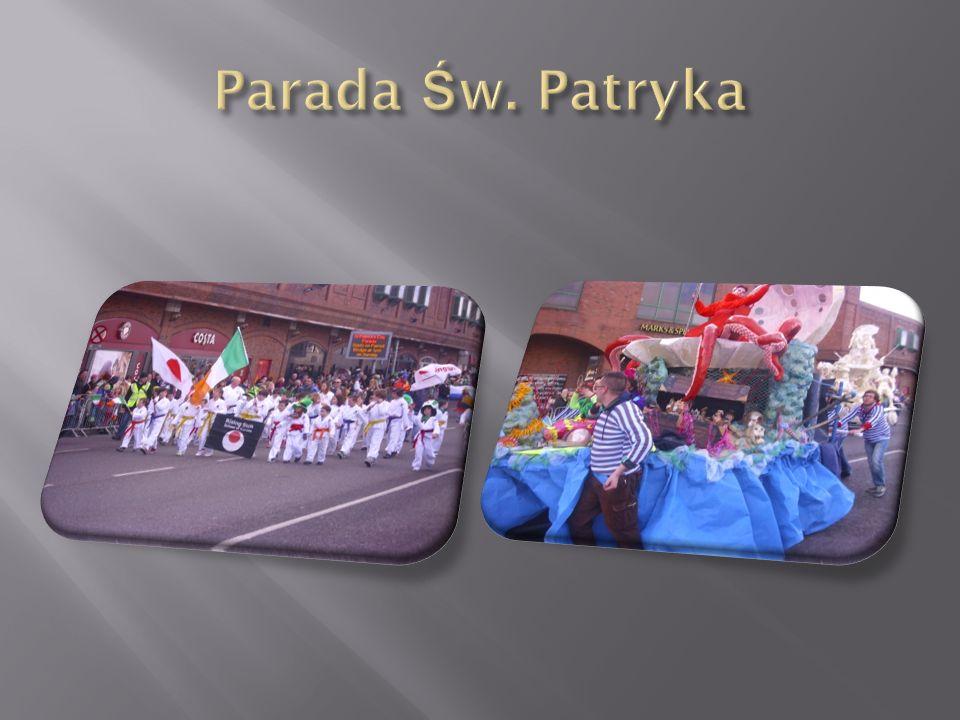Parada Św. Patryka