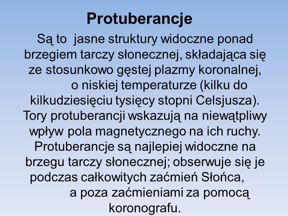 Protuberancje