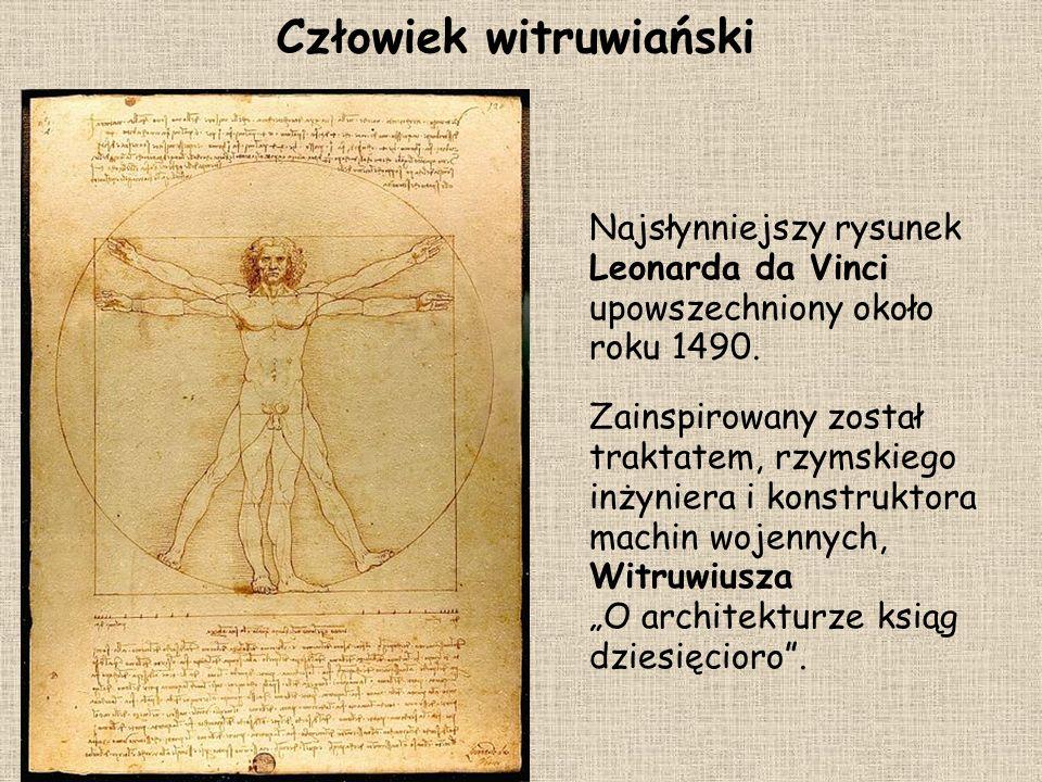 Człowiek witruwiański