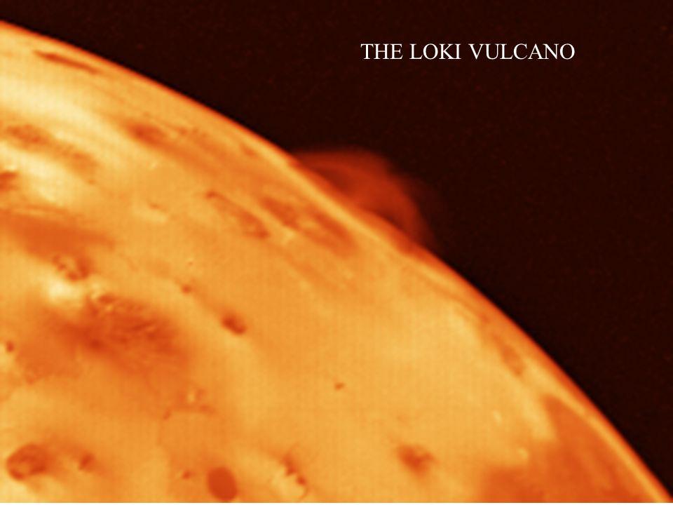 THE LOKI VULCANO