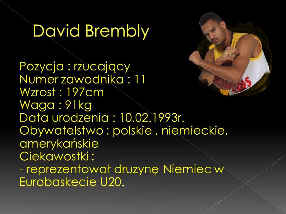 David Brembly