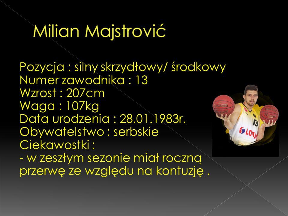 Milian Majstrović