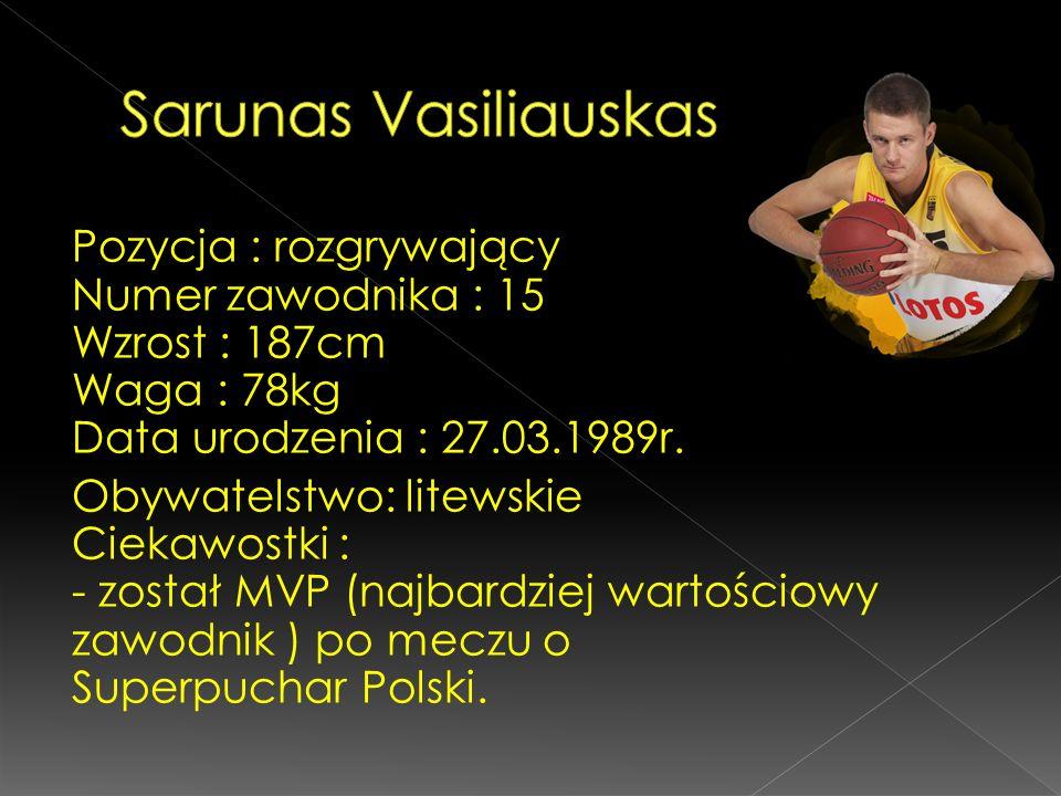 Sarunas Vasiliauskas