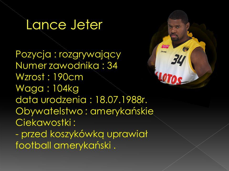 Lance Jeter