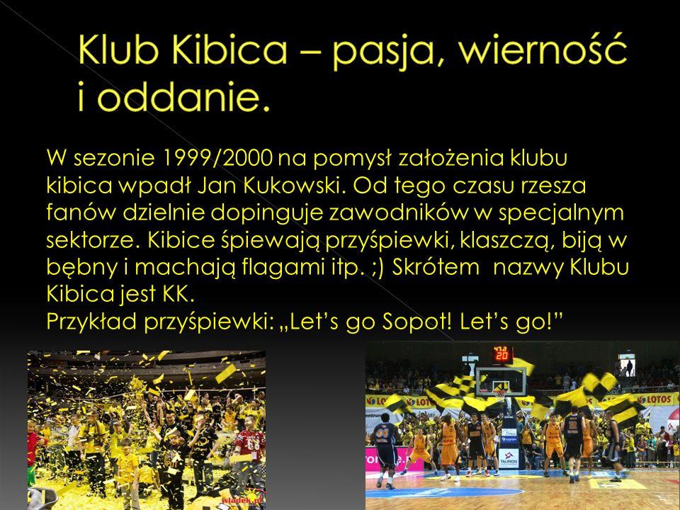Klub Kibica – pasja, wierność i oddanie.