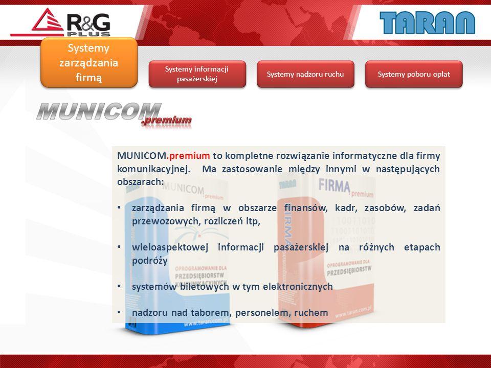 MUNICOM Systemy zarządzania firmą