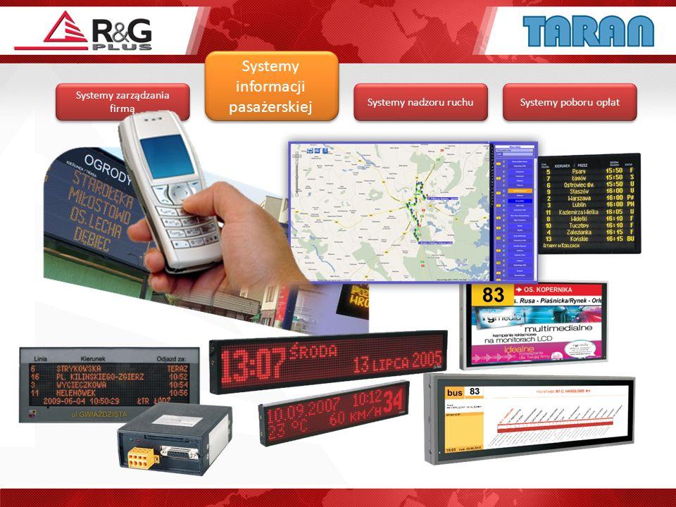 Systemy informacji pasażerskiej