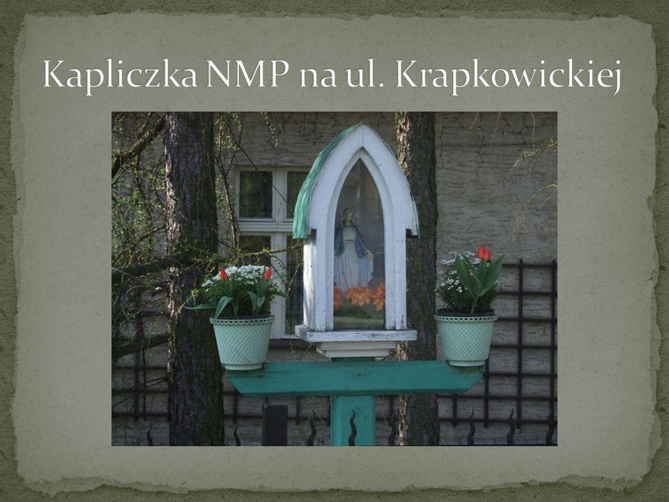Kapliczka NMP na ul. Krapkowickiej