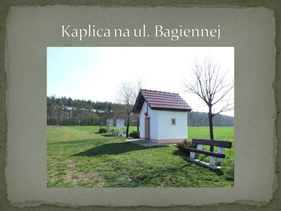 Kaplica na ul. Bagiennej