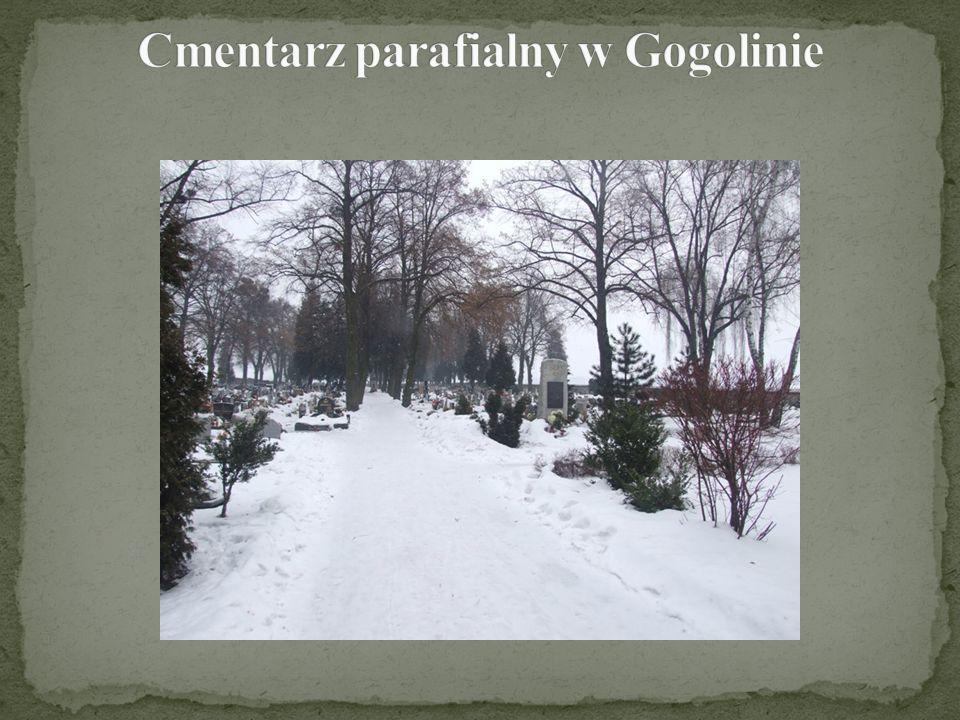 Cmentarz parafialny w Gogolinie