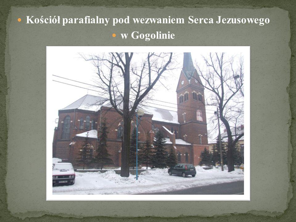 Kościół parafialny pod wezwaniem Serca Jezusowego