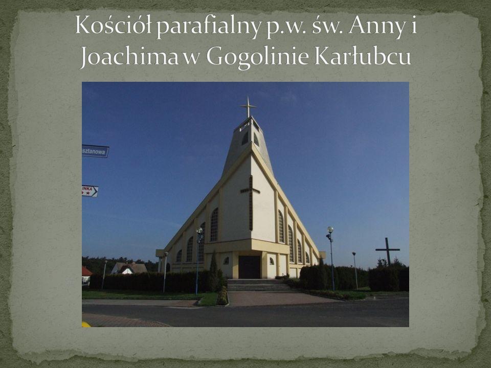 Kościół parafialny p.w. św. Anny i Joachima w Gogolinie Karłubcu