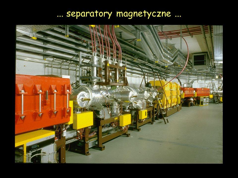 ... separatory magnetyczne ...