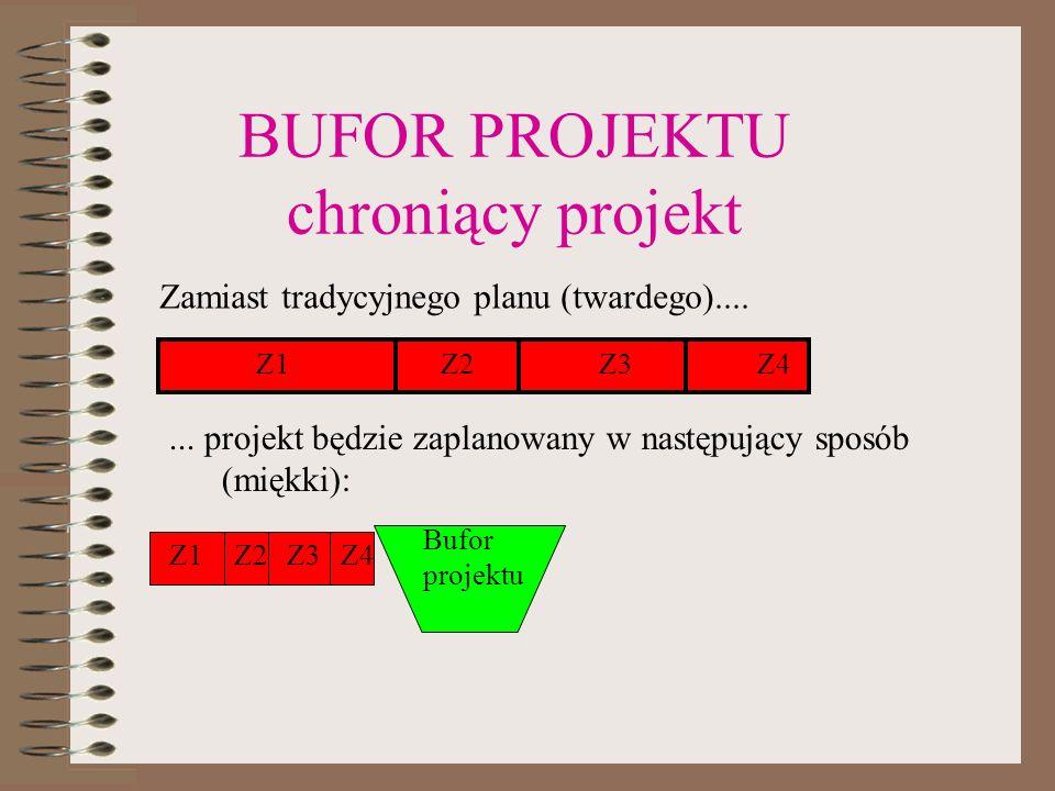 BUFOR PROJEKTU chroniący projekt