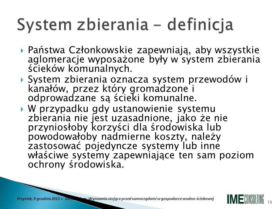 System zbierania - definicja