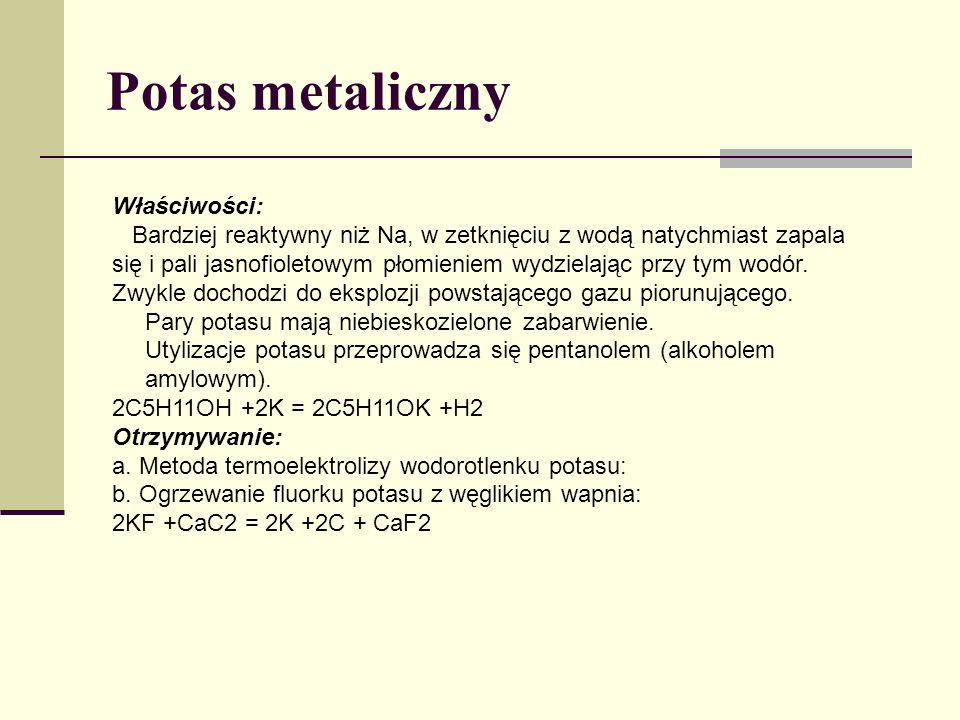 Potas metaliczny