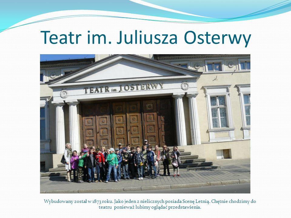 Teatr im. Juliusza Osterwy