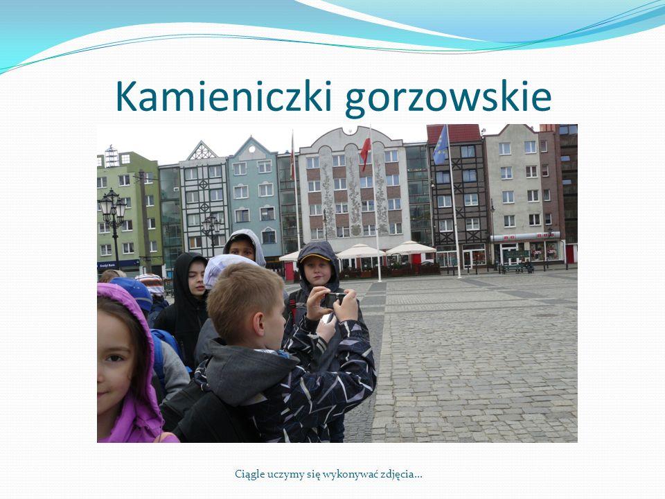 Kamieniczki gorzowskie
