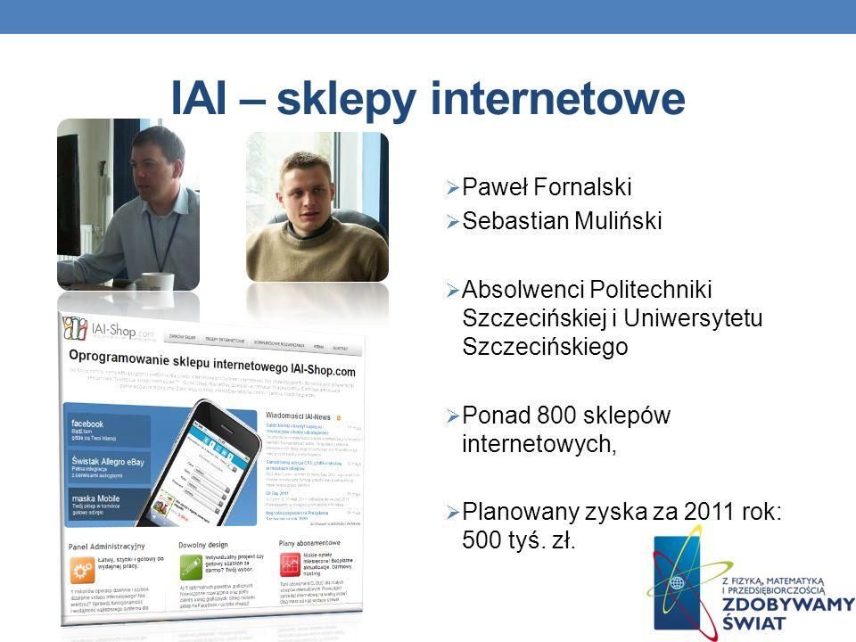 IAI – sklepy internetowe