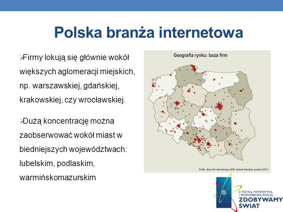 Polska branża internetowa