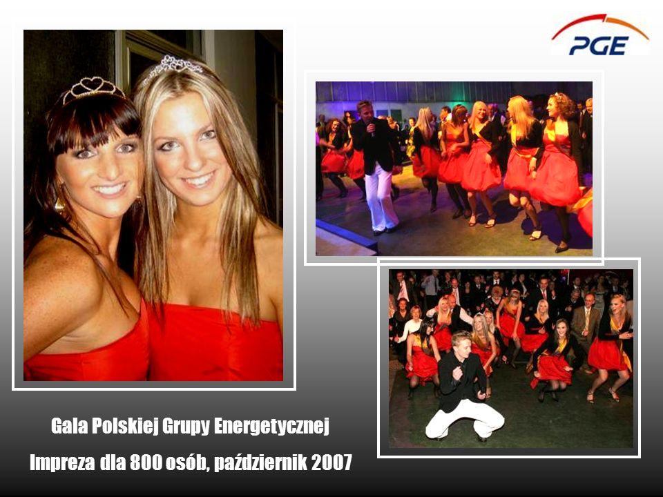 Gala Polskiej Grupy Energetycznej