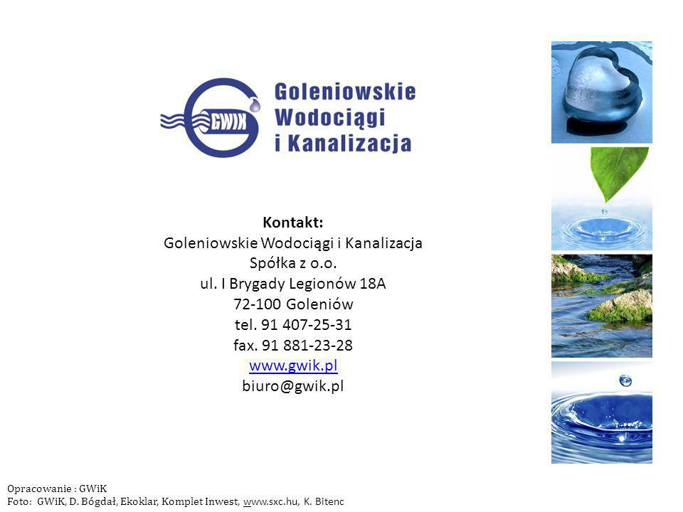 Goleniowskie Wodociągi i Kanalizacja