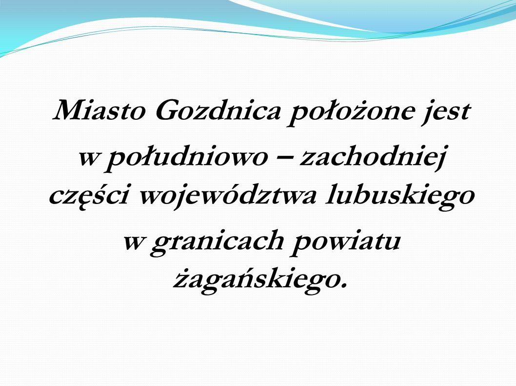 Miasto Gozdnica położone jest
