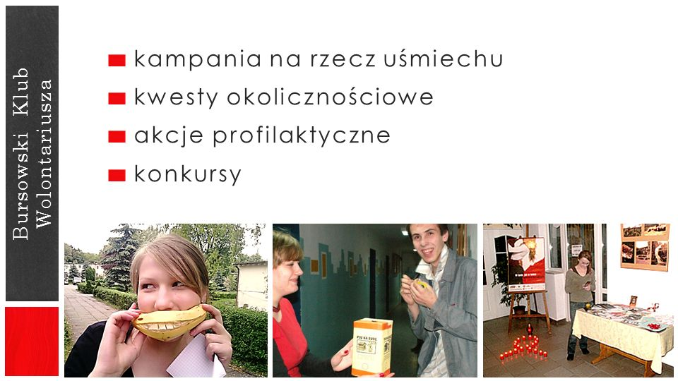 Bursowski Klub Wolontariusza
